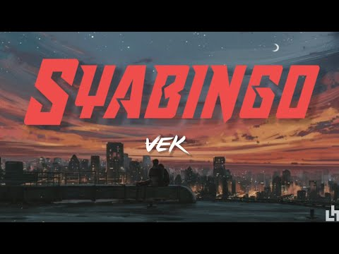 VEK - Syabingo | Lyrics video | Nepali translation | नेपालीमा