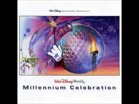 Tapestry Of Nations - Gavin Greenaway (Walt Disney World Millenium Celebration)