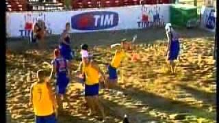 About Beach Handball - Про пляжний гандбол (1)