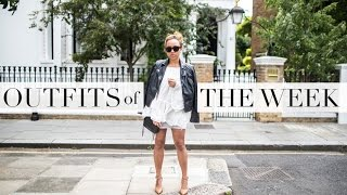 OUTFITS OF THE WEEK | Samantha Maria