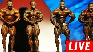 MY OLYMPIA 2019 FINALS SATURDAY - LIVE