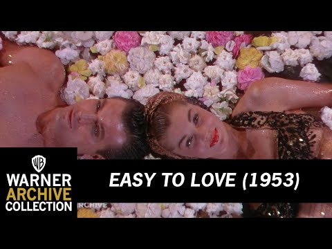 Easy To Love (1953) – Swimming Through The Flowers