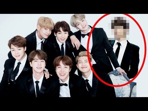 I Was A BTS Member! (video Proof!) The Real Story Behind FIRE MV Parody