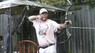 Shooting AR37with Scott Silverhorn release