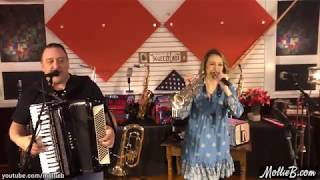 Apples, Peaches, Pumpkin Pie Polka by Mollie B & Ted Lange (Home Session #11)