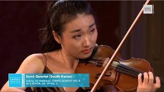 Esmé Quartet - Ludwig van Beethoven: String Quartet No. 8 in e minor, Op. 59 No. 2