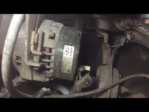 видео: ремонт генератора ВАЗ-2114 (08-15)...