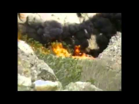 Soviet Afghan War - RAW FOOTAGE