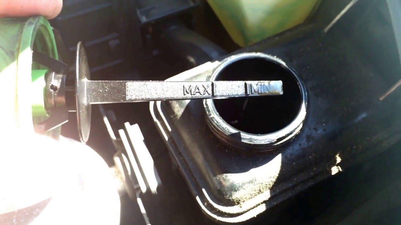 2005 audi a4 power steering fluid