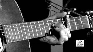 City and Colour - Two Coins (Up Close and Personal at the Edge)