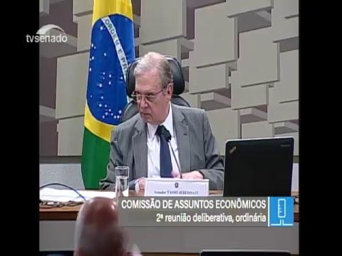 CAE - Votações - TV Senado ao vivo - 20/02/2018