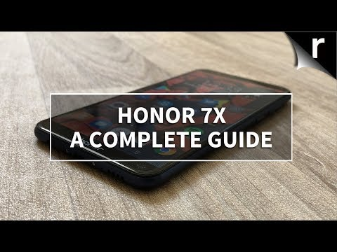 Honor 7X: A Complete Guide