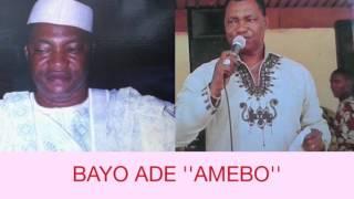 Download BAYO ADE (AMEBO) MP3 - Matikiri