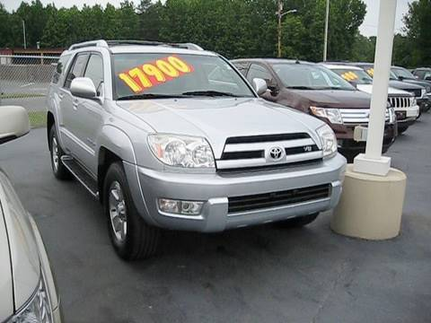 Toyota Four Runner For Sale >> 2003 Toyota 4Runner Limited V8 Start Up, Engine, and In ...