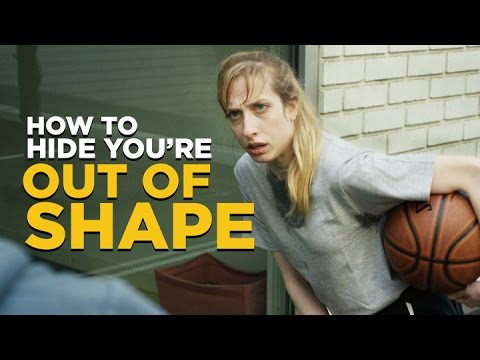 How To Hide You're Out Of Shape