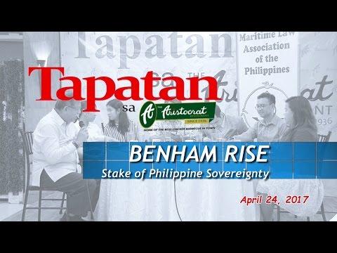 Benham Rise