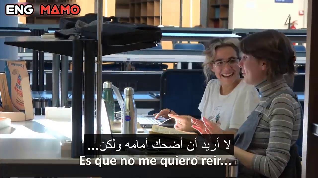 جزء 3 | طالب في مكتبة الجامعة يجعل الطلاب يضحكون ويخفف عنهم ضغوط الدراسة بفكرة مضحكة جداً جداً|مترجم