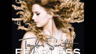 "Taylor Swift ""You Belong With Me"" Audio"