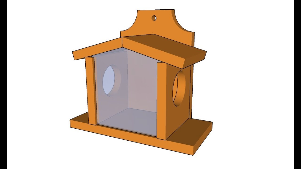 Squirrel Feeder Plans YouTube