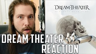 Untethered Angel (Dream Theater Reaction) | Mike The Music Snob Reacts