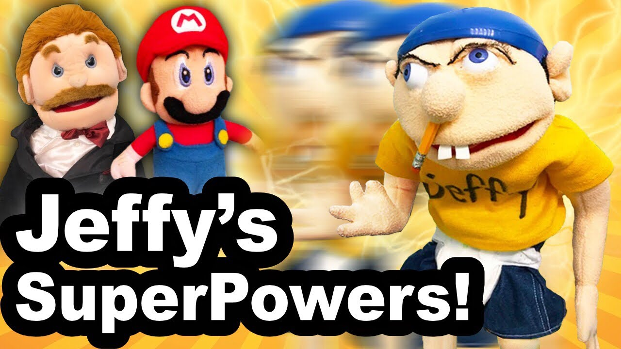 SML YTP: Jeffy's SuperPowers!
