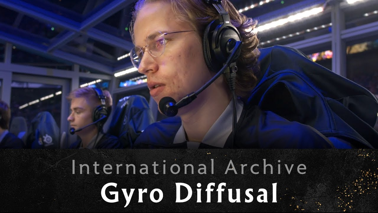 The International Archives Gyro Diffusal