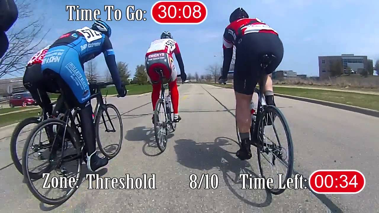 Great Dane Velo Club Crit Workout - Bicycle Trainer Workout 50 Minutes 34279b6df