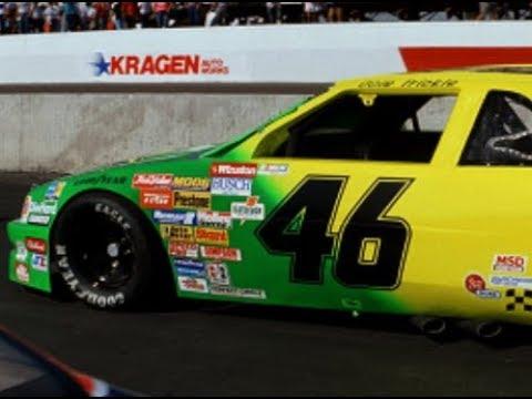 1989 NASCAR Checker Autoworks 500 - Phoenix