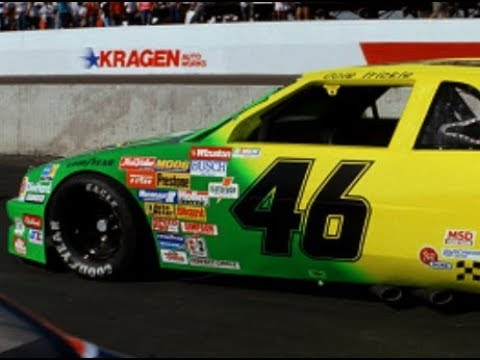 1989 nascar checker autoworks 500 phoenix youtube for Burns motors used cars