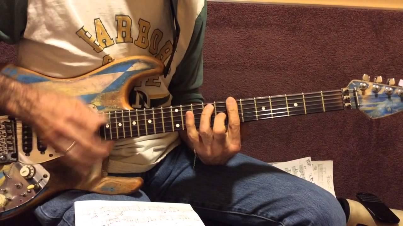 derol caraco guitar lesson essential blues licks youtube. Black Bedroom Furniture Sets. Home Design Ideas