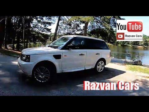Essai Range Rover 2.7 TDV6 190 HSE 2008  - Razvan Cars