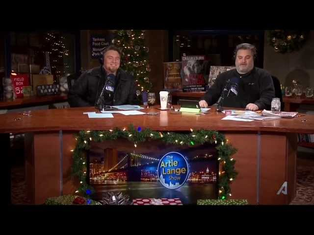 The Mike Bochetti Run [Artie Lange Show]
