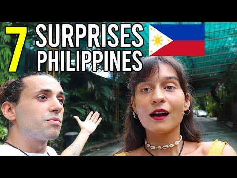 7 SURPRISES in Philippines – What to EXPECT when you Travel the Philippines?