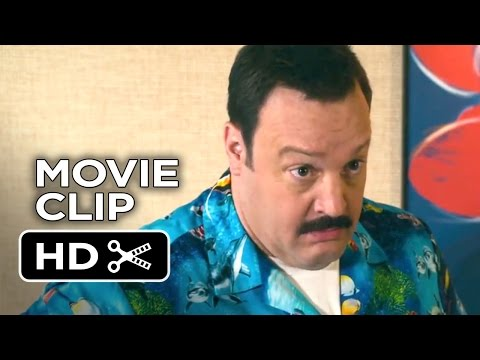 Paul Blart: Mall Cop 2 Movie CLIP - Security is a Mission (2015) - Kevin James Comedy HD