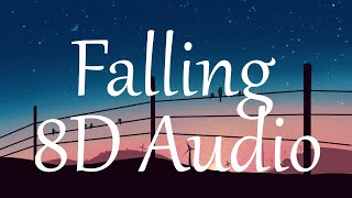 Download lagu Trevor Daniel - Falling (8D AUDIO)
