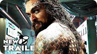 AQUAMAN Trailer (2018) DC Superhero Movie