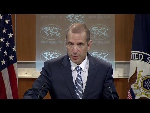 Daily Press Briefing - December 27, 2016