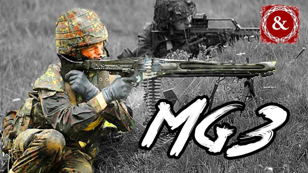 Weapons Squad & the MG3