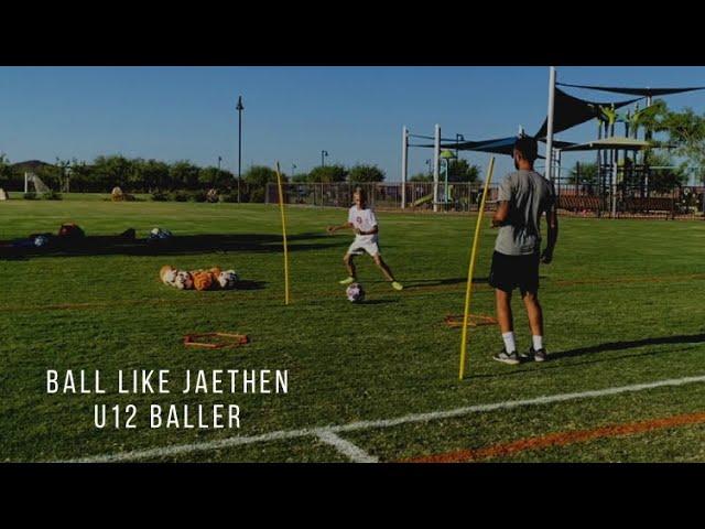 Jaethen Irwin U12 Baller🔥