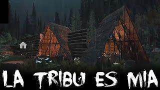 THE FOREST #25 - Esta es mi tribu!!! Me apropio de su tribu por la cara (1080p) | Gameplay Español