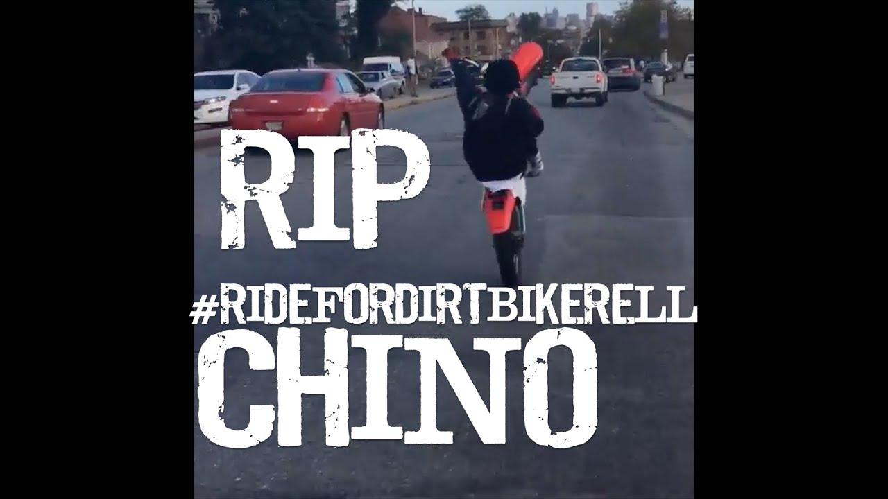 Chino Rides Dirt Bike R I P Tribute Ridefordirtbikerell Youtube