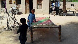 Daily Lifestyle Of Punjab Village | Rural Life In Pakistan