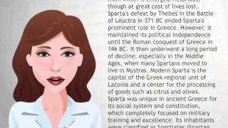Sparta - Wiki Videos(Sparta or Lacedaemon was a prominent city-state in ancient Greece, situated on the banks of the Eurotas River in Laconia, in south-eastern Peloponnese., 2015-10-05T12:40:57.000Z)