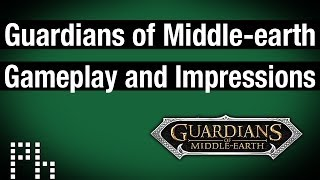 Guardians of Middle-earth Gameplay (HD)