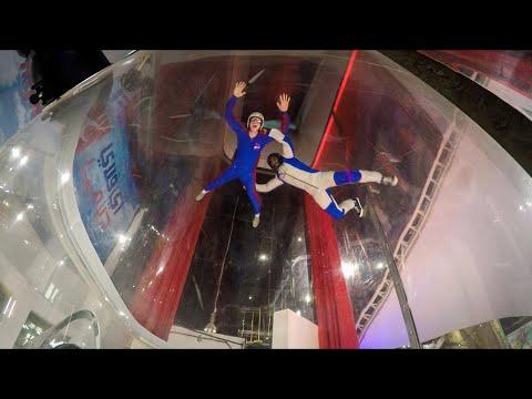 Indoor Skydiving in Dubai - iFly Dubai