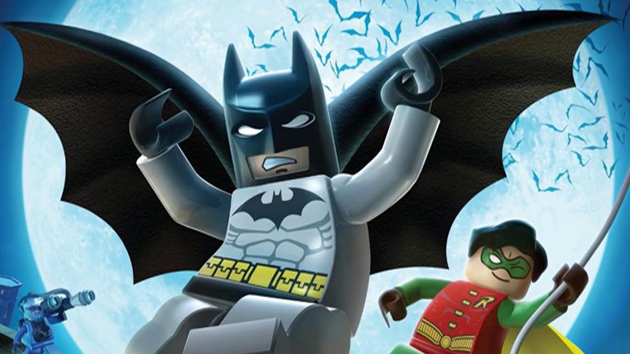 LEGO Batman Music - Under the City (Part 1 Action) - YouTube