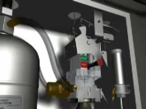 Ansul R102 Restaurant Fire Suppression System simulation 2005  YouTube