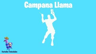 Fortnite Música/Gestos - Campana Llama (Llama Bell) Una Hora