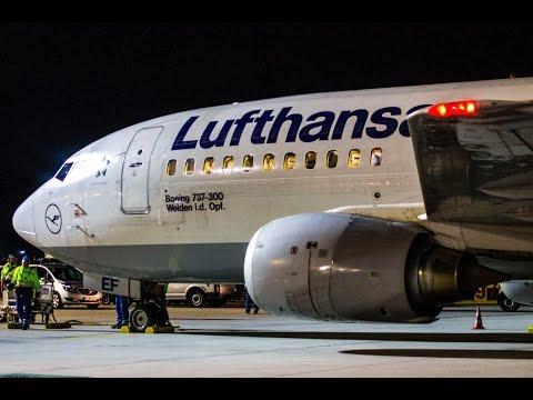 Lufthansa´s last B737 passenger flight ! ✈ Goodbye Bobby Planespottertour
