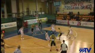 Incontro Globo Basket Isernia - Allianz Cestistica Città di San Severo